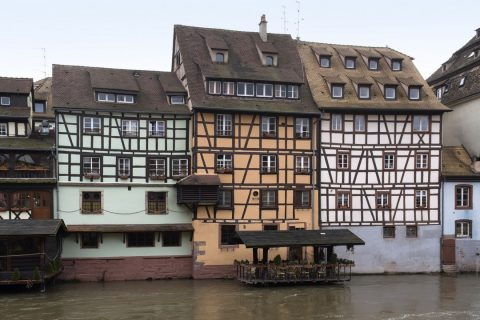 maisons alsaciennes et leur type de toiture